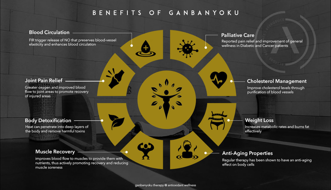 Benefits of Ganbanyoku Therapy