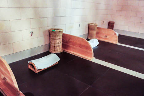 Ganbanyoku Therapy Room